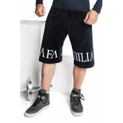 BERMUDA PLUSH LA FAMÍLIA PRETA - FIT CLOTHING