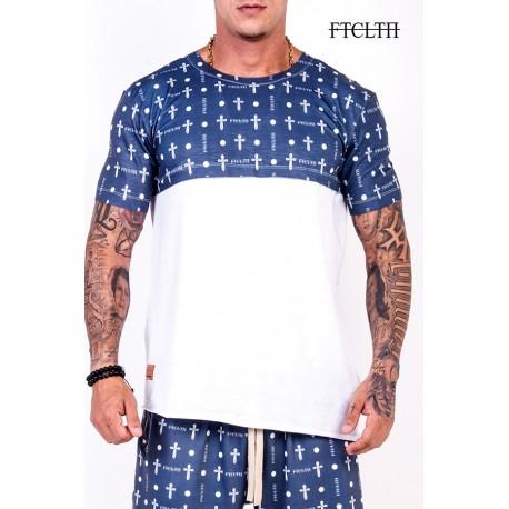 CAMISETA LA CRUZ - FIT CLOTHING