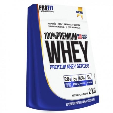 100% PREMIUM WHEY (REFIL 2 KG) – PRO FIT