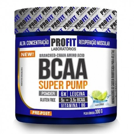 BCAA SUPER PUMP (300GR) - PRO FIT