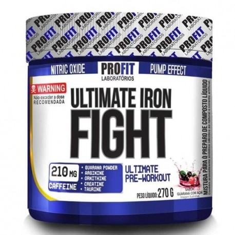 ULTIMATE IRON FIGTH (270G) - PROFIT LABS