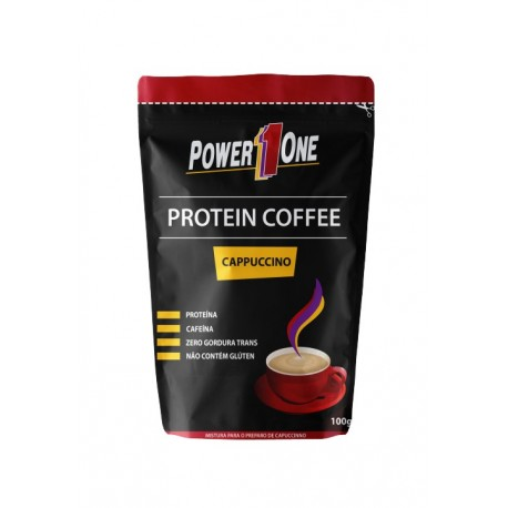 PROTEIN COFFEE (100GR) - POWER 1ONE
