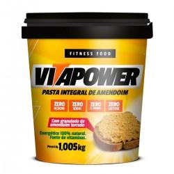 Pasta Integral de Amendoim (Granulado 1kg) – Vita Power