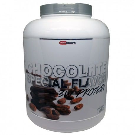 WHEY SPECIAL FLAVOR 3W (1800G) - PRO CORPS