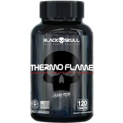 THERMO FLAME TABS (120 tablets) - BLACK SKULL