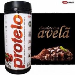 PROTELO (CHOCOLATE COM AVELÃ) - (900G) - PRO CORPS
