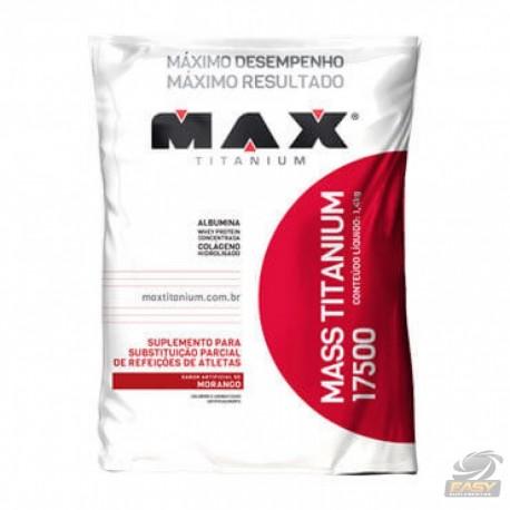 Mass Titanium 17500 (1400g) - Refil - Max Titanium