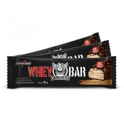 WHEY BAR DARKNESS (Unidade) - INTEGRALMÉDICA