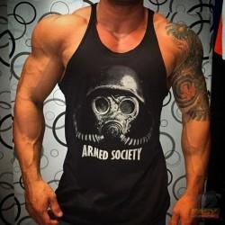 REGATA BODYBUILDING (ARMED SOCIETY PRETA) - SOLD OUT CRAZY WEAR