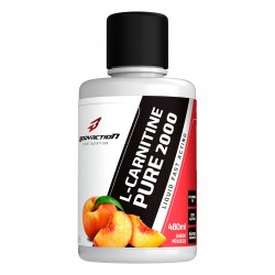 L-CARNITINE PURE 2000 (480ML) - BODY ACTION
