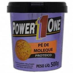 PÉ DE MOLEQUE PROTEICO (500G) - POWER 1ONE