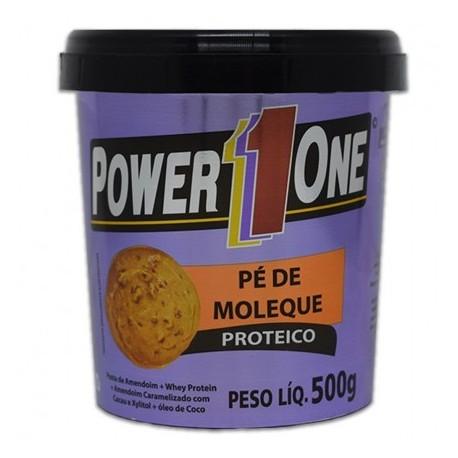 Pé de Moleque Proteico (500gr) - Power One