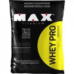 Whey Pro - 1.5kg - Max Titanium