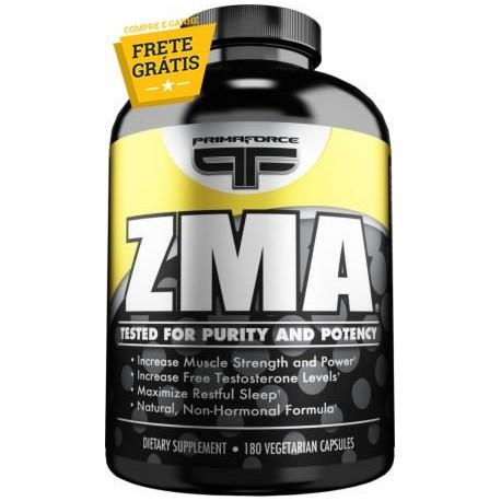 ZMA (180 CAPS) - PRIMAFORCE