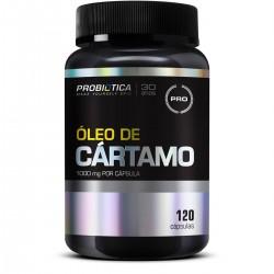 ÓLEO DE CÁRTAMO (120 CAPS) - PROBIÓTICA PRO