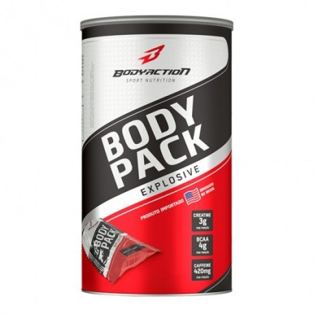 BODY PACK EXPLOSIVE (22 SACHES) - BODY ACTION