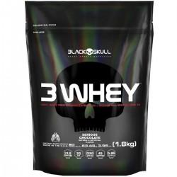 3 WHEY REFIL (1.8KG) - BLACK SKULL
