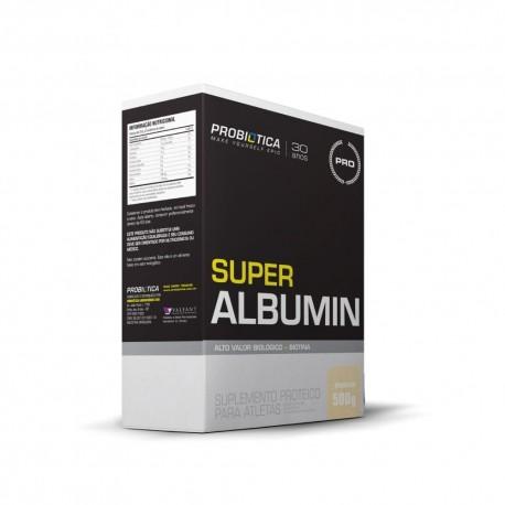 SUPER ALBUMIN (500G) - PROBIÓTICA