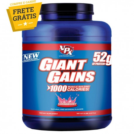 GIANT GAINS (2,7KG) - VPX