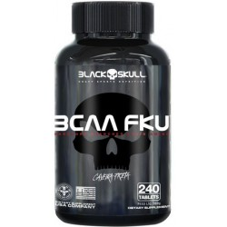 BCAA F.K.U. (240 Tablets) - Black Skull