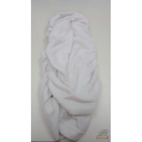 Polaina de Plush (Branca - tamanho único) - Flow FIT