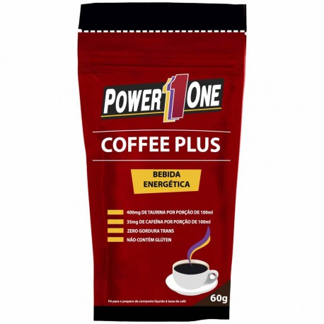 COFFEE PLUS (60G) - POWER 1ONE