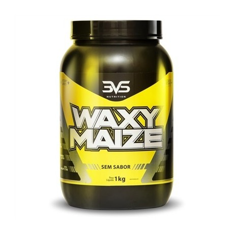 WAXY MAIZE (1KG) - 3VS NUTRITION
