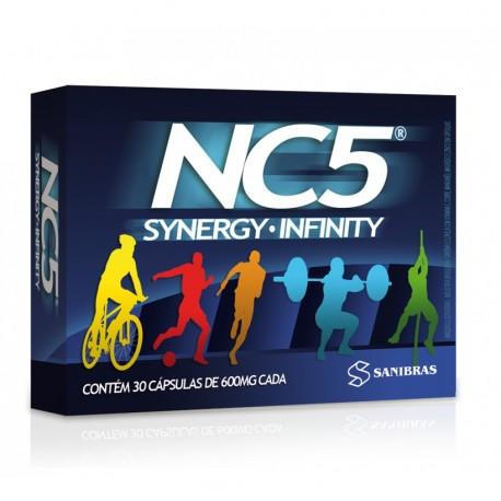 NC5 SYNERGY INFINITY (30 CAPS) - SANIBRAS
