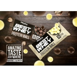 BEST WHEY PROTEIN BALL (50G) - ATLHETICA NUTRITION