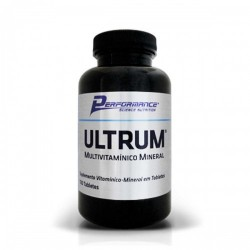 ULTRUM MULTIVITAMÍNICO MINERAL (100 TABS) - PERFORMANCE NUTRITION