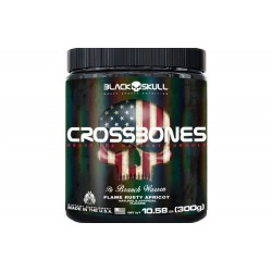 CROSSBONES (300G) - BLACK SKULL