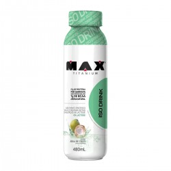 ISO DRINK (480ML) - MAX TITANIUM