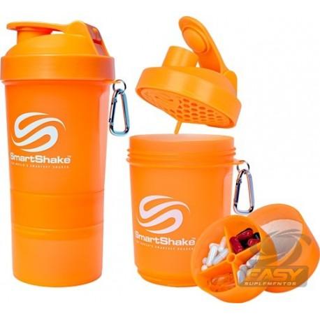 Smart Shake NEON LARANJA (600ml) - Smart Shake