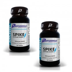 SPIKE CAFFEINE SCIENCE (120 caps) - PERFORMANCE NUTRITION