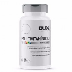 MULTIVITAMINICO (90CAPS) - DUX NUTRITION