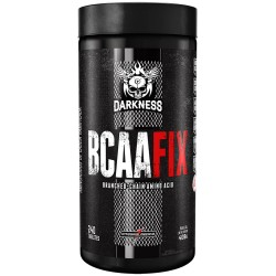 BCAA FIX (120 Tabletes - Darkness) - INTEGRALMÉDICA