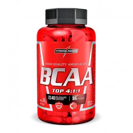 BCAA TOP (120 CAPS) - INTEGRALMÉDICA