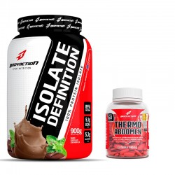 COMBO BODY ACTION - ISOLATE DEFINITION (900G) + THERMO ABDOMEN(60 CAPS)