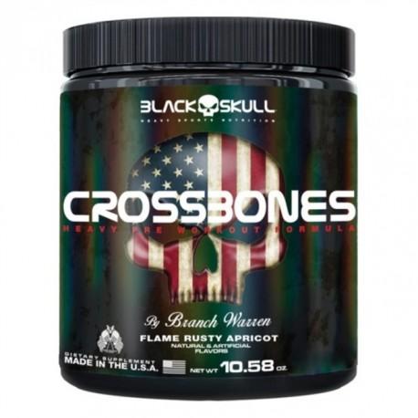 CROSSBONES (150G) - BLACK SKULL