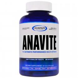 ANAVITE (120TABS) - GASPARI NUTRITION