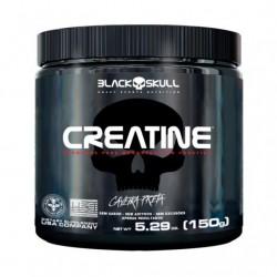 CREATINA CAVEIRA PRETA (150G) - BLACK SKULL