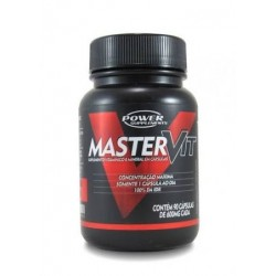 MASTER VIT MULTIVITAMÍNICO (90CAPS) - POWER SUPPLEMENTS