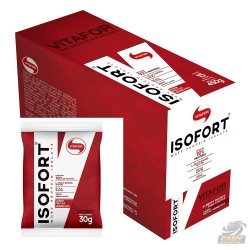 ISOFORT WHEY PROTEIN ISOLATE (900G) - VITAFOR