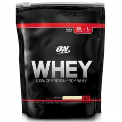 WHEY ON REFIL (27 DOSES) - OPTIMUM NUTRITION