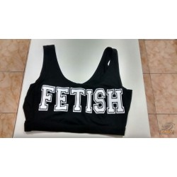 TOP FETISH (PRETO) - LABELLAMAFIA