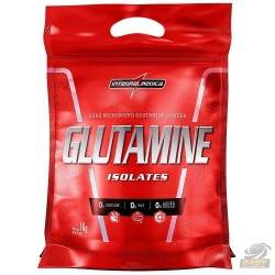 GLUTAMINE ISOLATES REFIL (1KG) - INTEGRALMÉDICA