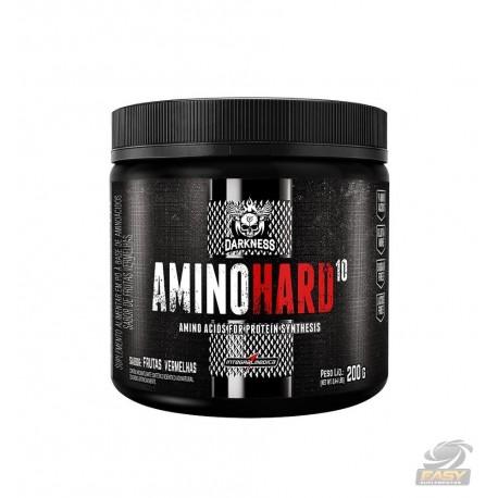 AMINO HARD 10 (200G) - INTEGRALMÉDICA DARKNESS