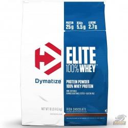 ELITE 100% WHEY PROTEIN (4.5KG) - DYMATIZE
