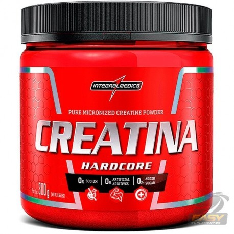 CREATINE (300G) - INTEGRALMÉDICA