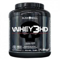 WHEY 3HD (1,8KG) - BLACK SKULL